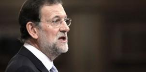 Mariano Rajoy, presindete del Gobierno