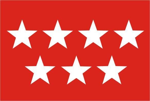 logo Escudo Comunidad de Madrid