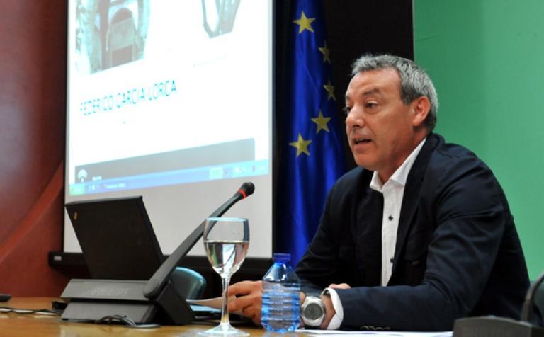 Francisco Álvarez de la Chica, consejero de Educación en funciones de Andalucía