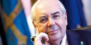 Vicente Álvarez Areces, Ex presidente de Asturias y actual senador.
