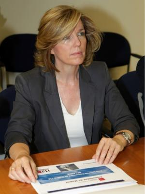 Regina Plañiol, consejera de Presidencia y Justicia de la Comunidad de Madrid