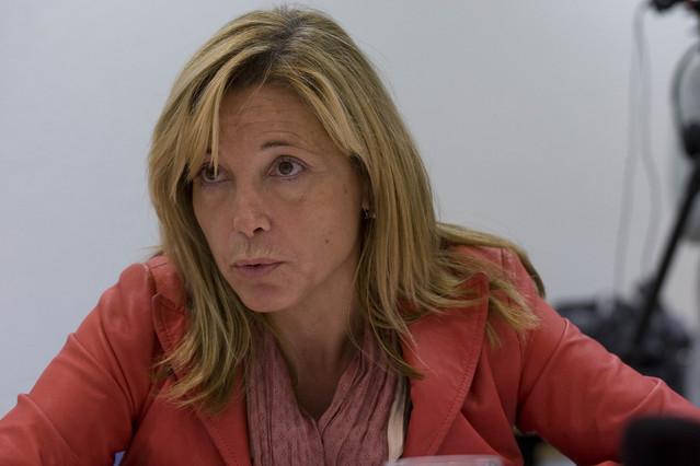Joana Ortega, vicepresidenta del Consell