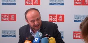 Rafael Rubio, portavoz adjunto del grupo socialista en las Cortes Valencianas
