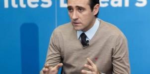 José Ramón Bauzá, presidente del PP Baleares