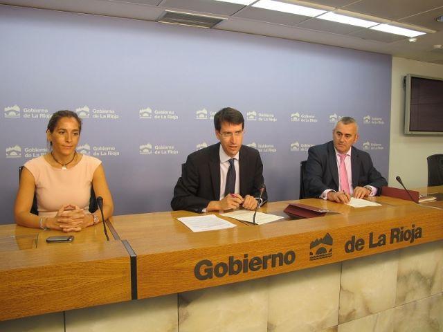 Gonzalo Capellán anuncia que habrá posiciones 2013 La Rioja