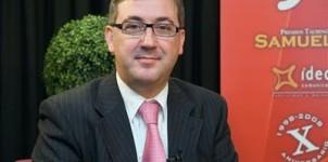 Marcial Marín, consejero de Educación de Castilla-La Mancha